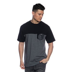 Mass DNM koszulka Pocket Base T-shirt - szara