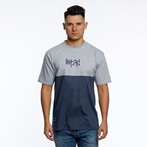 Mass DNM koszulka Result T-shirt light heather grey