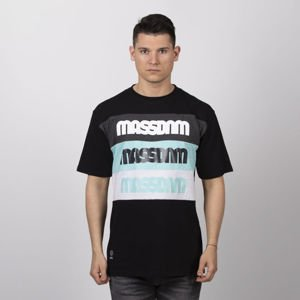 Mass DNM koszulka Separate T-shirt - black