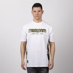 Mass DNM koszulka Shelter T-shirt - white