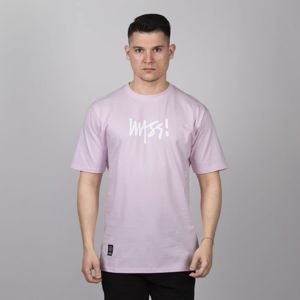 Mass DNM koszulka Signature Medium Logo light pink