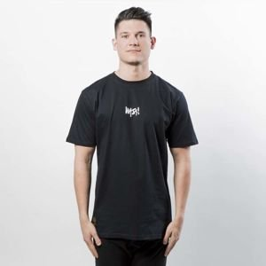 Mass DNM koszulka Signature SL Print T-shirt black LIMITED EDITION
