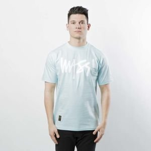 Mass DNM koszulka Signature T-shirt - light blue