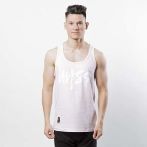 Mass DNM koszulka Signature Tank Top - light pink