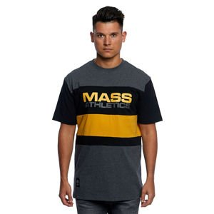 Mass DNM koszulka Slapshot T-shirt - dark heather grey