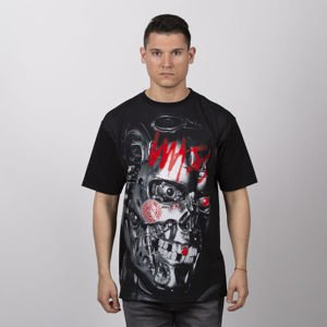 Mass DNM koszulka T-800 T-shirt - multicolor / black