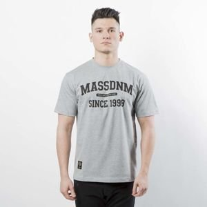 Mass DNM koszulka T-shirt Campus - light heather grey