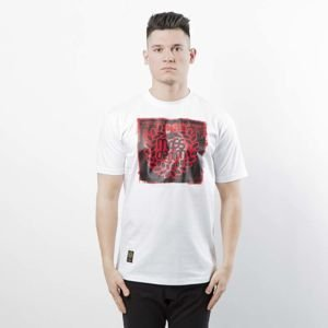 Mass DNM koszulka T-shirt Painter - white