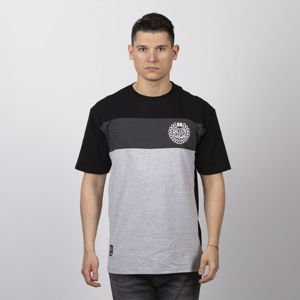 Mass DNM koszulka T3 T-shirt- light heather grey