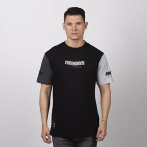 Mass DNM koszulka Triple T-shirt - black