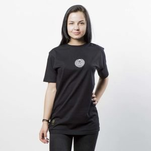 Mass DNM koszulka damska Base SL Print T-shirt WMNS - black LIMITED EDITION