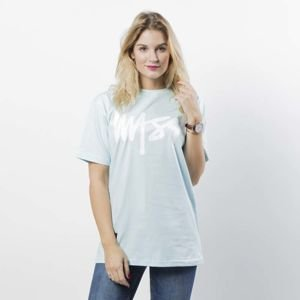 Mass DNM koszulka damska Signature T-shirt WMNS - light blue