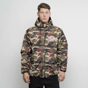 Mass DNM kurtka Base Jacket - woodland camo
