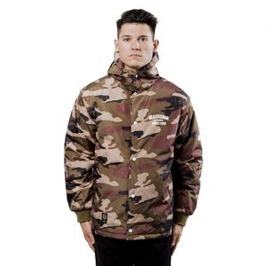 Mass DNM kurtka Jacket Campus - woodland camo
