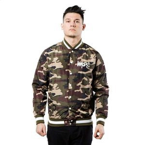 Mass DNM kurtka Signature Jacket woodland camo
