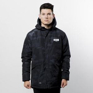 Mass DNM kurtka zimowa District Jacket Parka - black camo