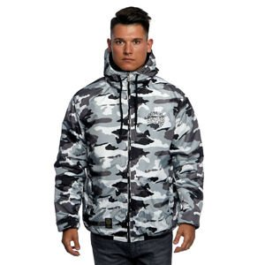 Mass DNM kurtka zimowa Jacket Base - winter camo