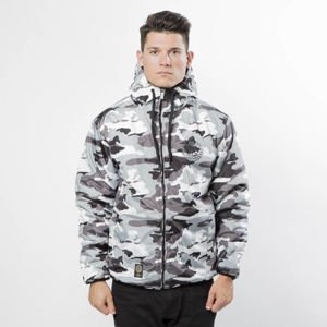Mass DNM kurtka zimowa Jacket Base - winter camo SS18