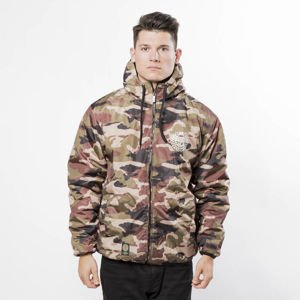 Mass DNM kurtka zimowa Jacket Base - woodland camo SS18