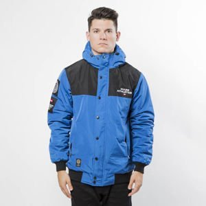 Mass DNM kurtka zimowa Jacket Republic - blue