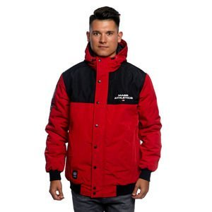 Mass DNM kurtka zimowa Jacket Republic - red