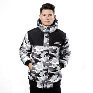 Mass DNM kurtka zimowa Jacket Republic - winter camo