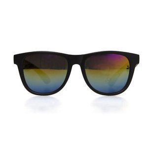 Mass DNM okulary Sunglasses John matte black / multicolor