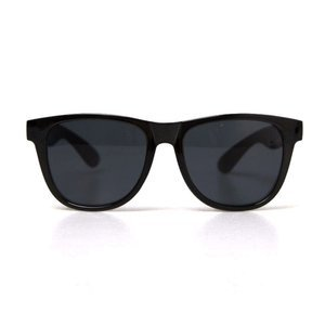 Mass DNM okulary Sunglasses John transparent black / black