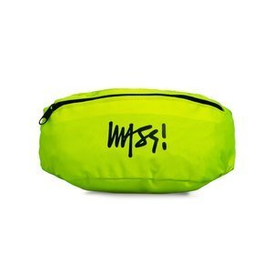 Mass DNM saszetka Hip Bag Signature - jaskrawa