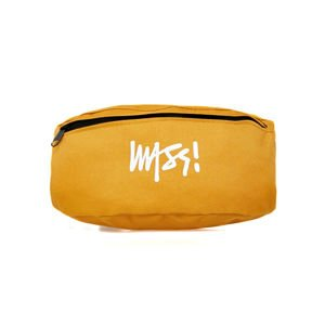Mass DNM saszetka Hip Bag Signature - wheat