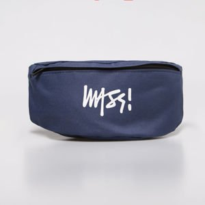 Mass DNM saszetka Hip Case Signature - navy