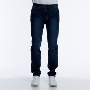 Mass DNM spodnie Dope Jeans Tapered Fit dark blue