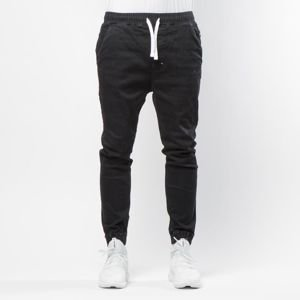 Mass DNM spodnie Fang Joggers Jeans Trap Fit - black