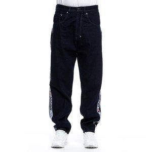 Mass DNM spodnie Jeans Track Baggy Fit - rinse