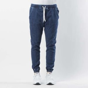Mass DNM spodnie Joggers Jeans Sneaker Fit Campus - dark blue