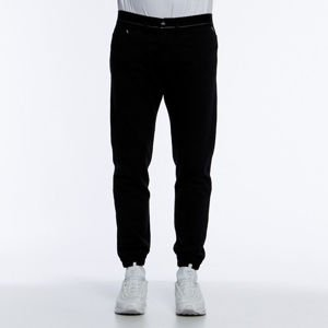Mass DNM spodnie Joggers Sneaker Fit Base - black
