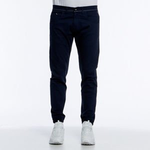 Mass DNM spodnie Joggers Sneaker Fit Base - navy