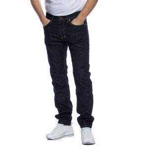 Mass DNM spodnie Signature Jeans Tapered Fit sprane