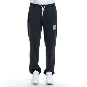 Mass DNM spodnie dresowe Base Sweatpants - dark heather grey