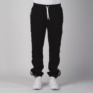 Mass DNM spodnie dresowe Line Sweatpants Regular Fit - black