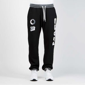Mass DNM spodnie dresowe Meeting Sweatpants - black