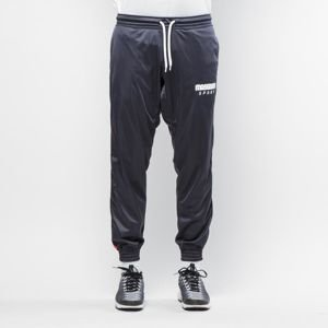 Mass DNM spodnie dresowe Trackpants Stripe - navy / red QUICKSTRIKE