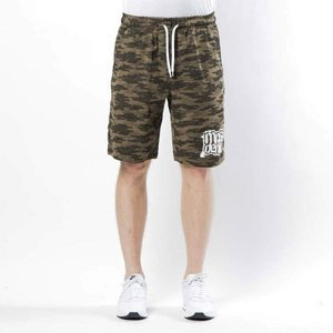 Mass DNM szorty Assassin Sweatshorts - khaki