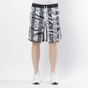 Mass DNM szorty Bandana Flag Sweatshorts - khaki