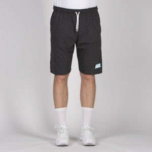 Mass DNM szorty Big Box Sweatshorts - dark heather grey