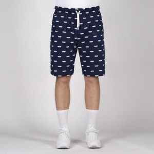 Mass DNM szorty Blockbuster Sweatshorts - navy