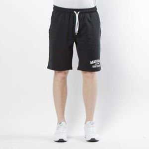 Mass DNM szorty Campus Sweatshorts - black