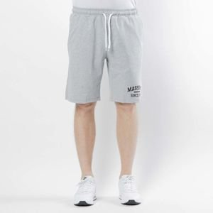 Mass DNM szorty Campus Sweatshorts - light heather grey
