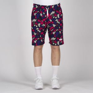 Mass DNM szorty Classics Sweatshorts - purple camo