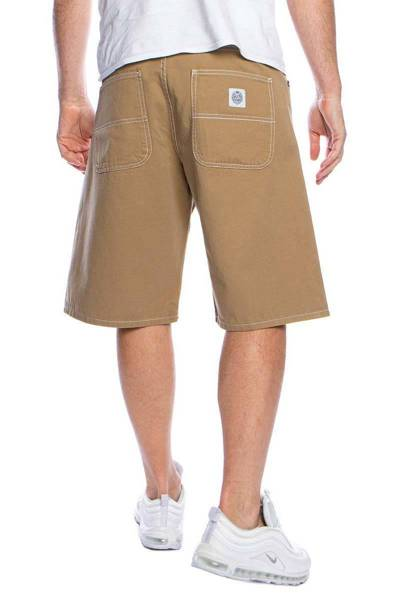 Mass DNM szorty Craft Shorts baggy fit - beżowe